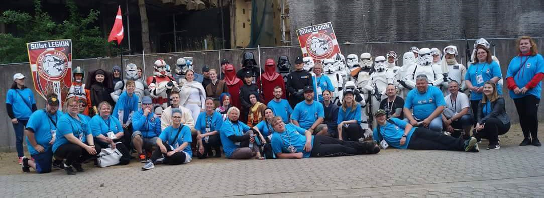 Legoland Billund Star Wars Weekend 2017